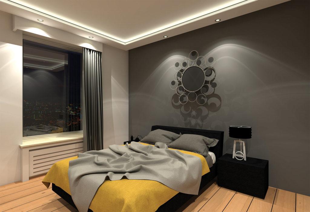 Rénovation de chambre sur Paris 11